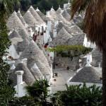 Puglia: Alberobello e i suoi trulli