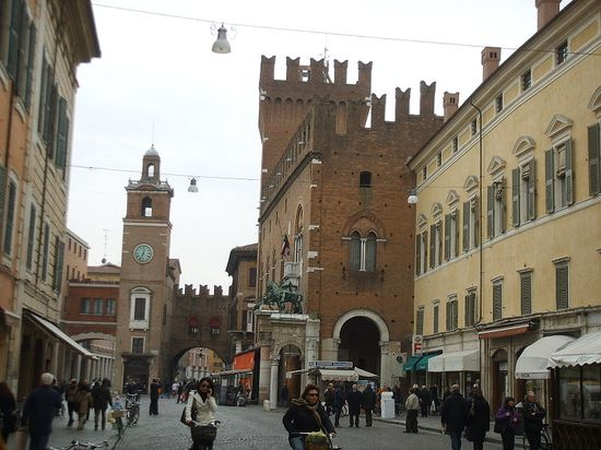 Alla scoperta di Ferrara