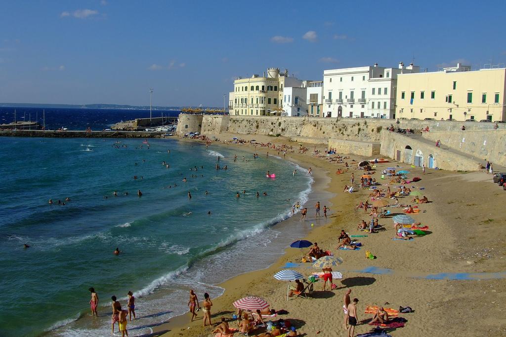 Le migliori spiagge nei dintorni di Gallipoli