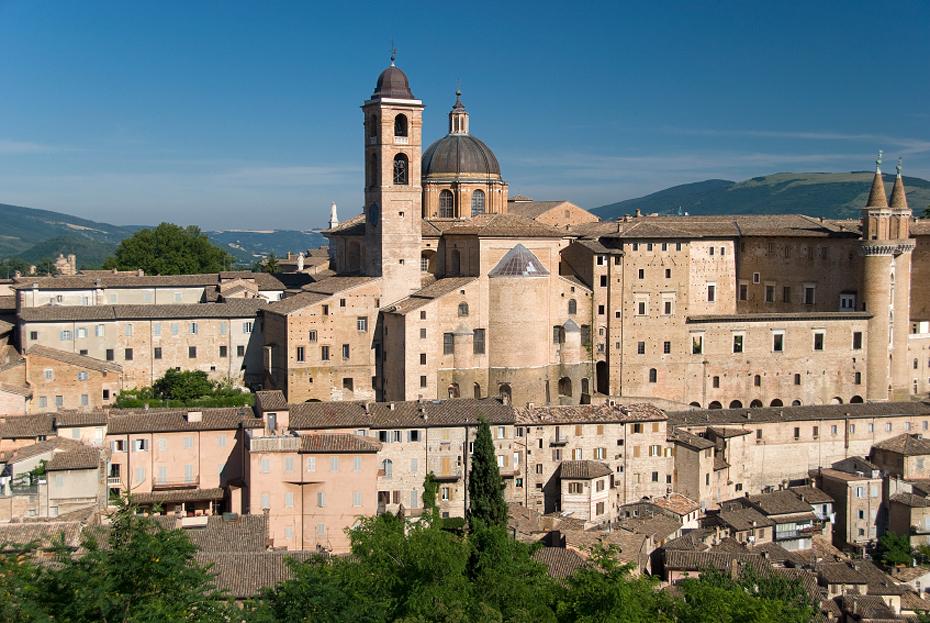 Marche: il Centro Storico di Urbino