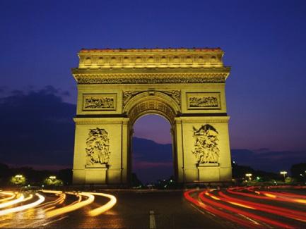L'Arco di Trionfo, sogno di Napoleone e simbolo di Parigi