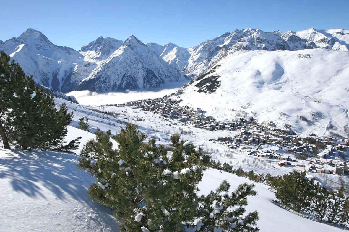 Vacanze estive a Les Deux Alpes