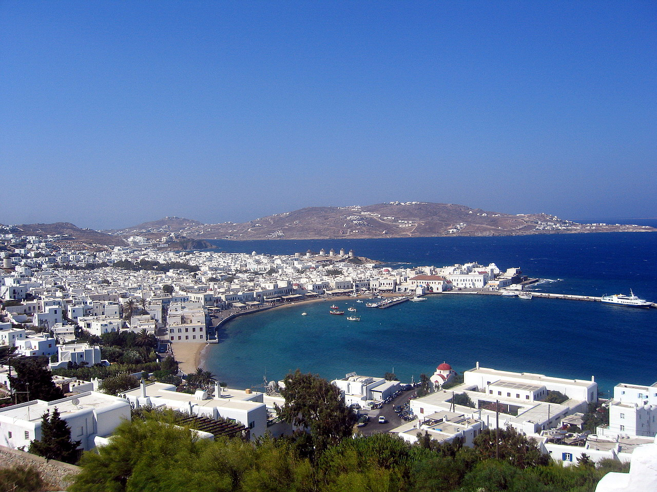 Mykonos… mare e movida
