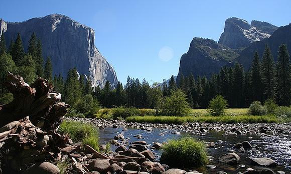 Le attrazioni della California: Yosemite Park