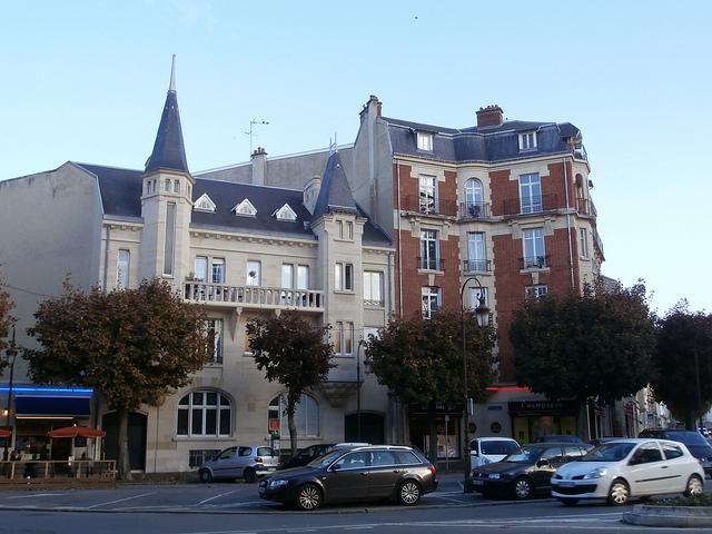 Reims, la frizzante città dello Champagne