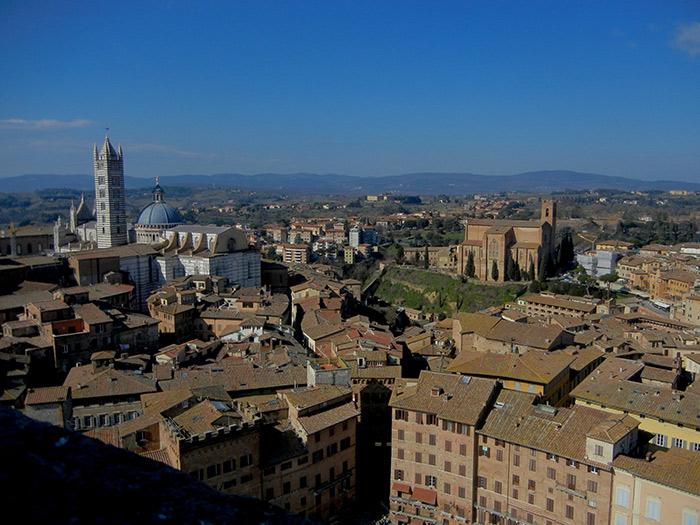 Una giornata a Siena