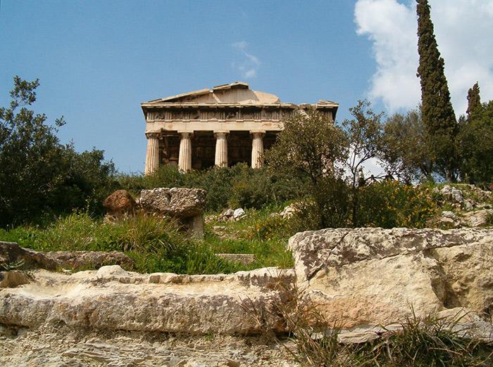 L 39 immortale atene un viaggio tra antico e moderno for Ristoranti ad atene