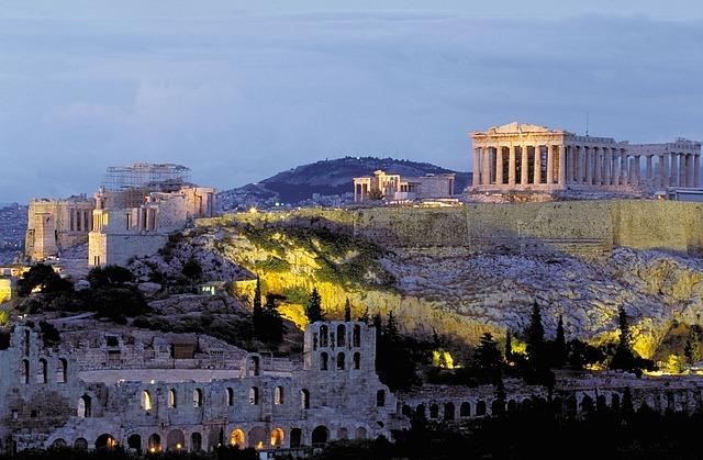 L'immortale Atene: un viaggio tra antico e moderno