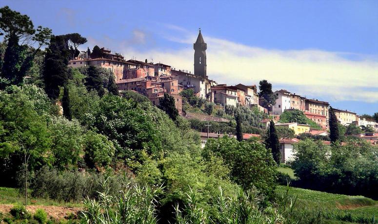 Il borgo medievale di Peccioli