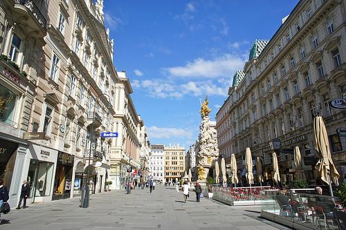 Vienna cosa vedere dove comprare e dove mangiare for Dove soggiornare a vienna