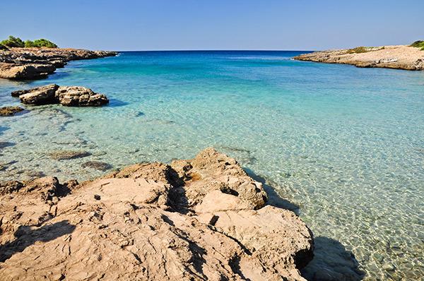 Le meravigliose spiagge del Salento