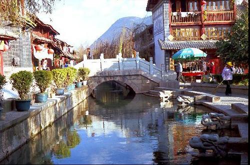 Il lato pittoresco della Cina