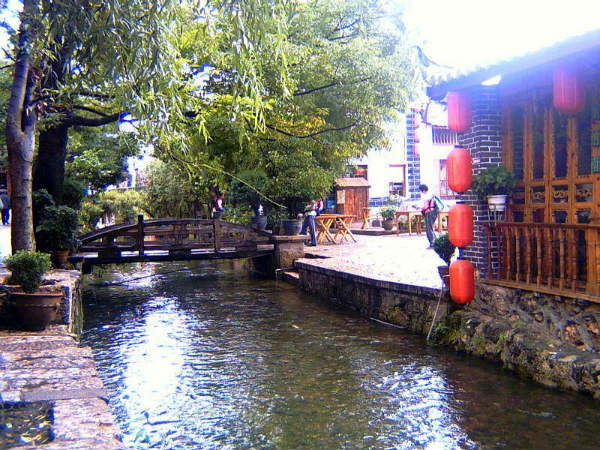 Lijiang canale, Cina