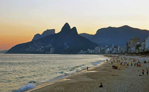 Le dieci migliori spiagge del Brasile