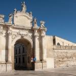 Le quattro porte di Lecce