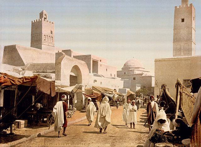 Il clima della Tunisia
