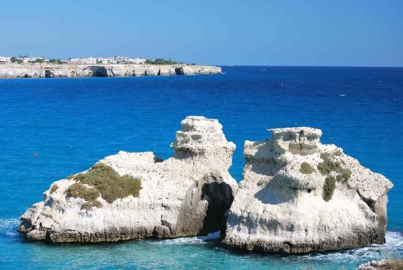 La bellezza di Torre dell'Orso e del suo mare