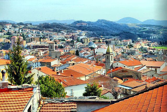 Panorama di Agnone
