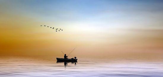 Pesca con la Barca